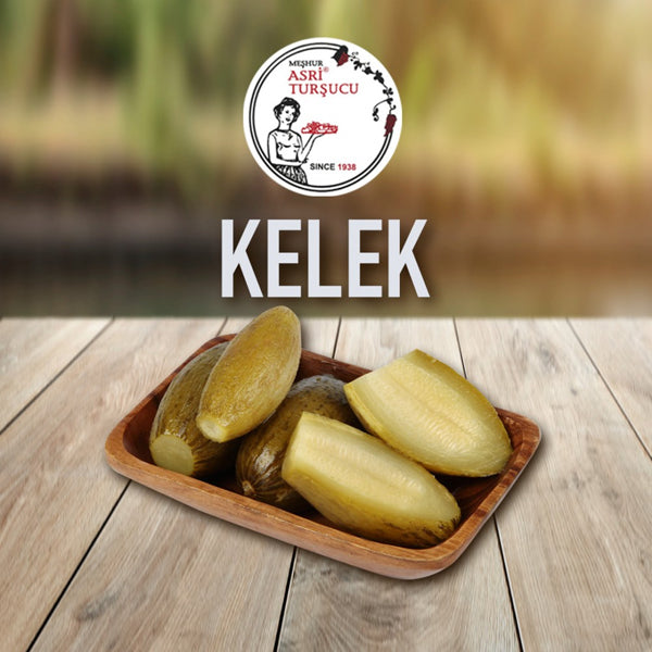 Asri Tursucu Natural Homemade Pickled Baby Melon 1kg