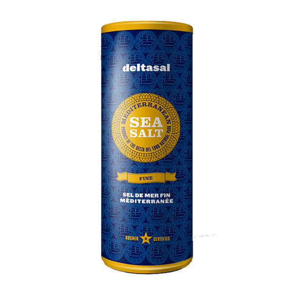Sea Salt Fine Deltasal - LeMed