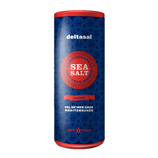 Sea Salt Coarse Deltasal - LeMed