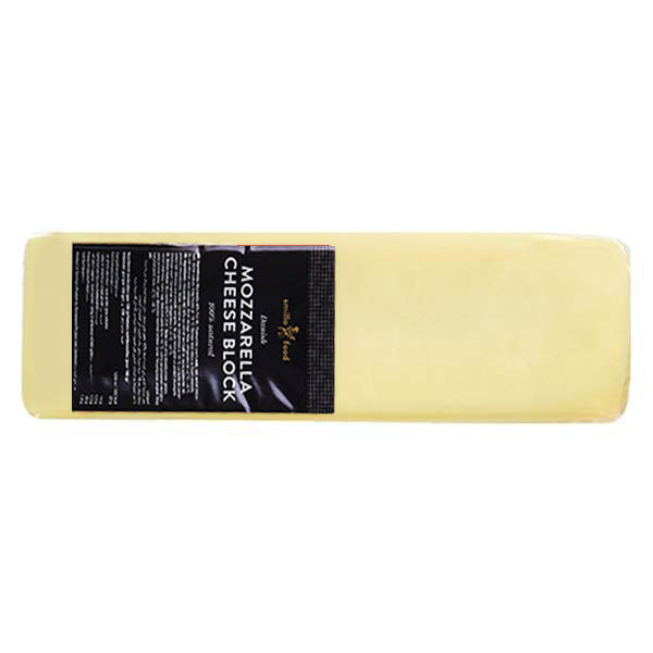 Smilla Danish Mozzarella Cheese 2.3kg - LeMed
