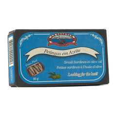La Gondola Small Sardines In Olive Oil 90g