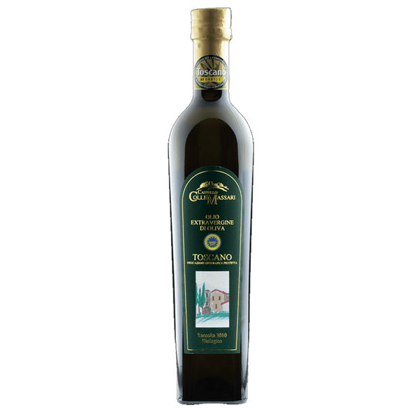 "ColleMassari - Extra Virgin Olive Oil ""ORGANIC"" IGP NV - LeMed"