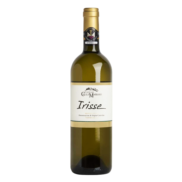 "ColleMassari-Vermentino ""Irisse"" DOC 2016 - LeMed"