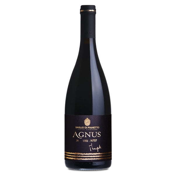 "Baglio di Pianetto-Limited Edition ""Agnus"" IGT 2010 - LeMed"
