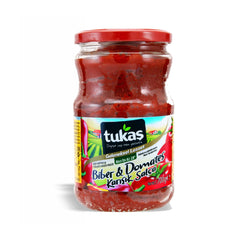 Tukas Pepper & Tomato Paste