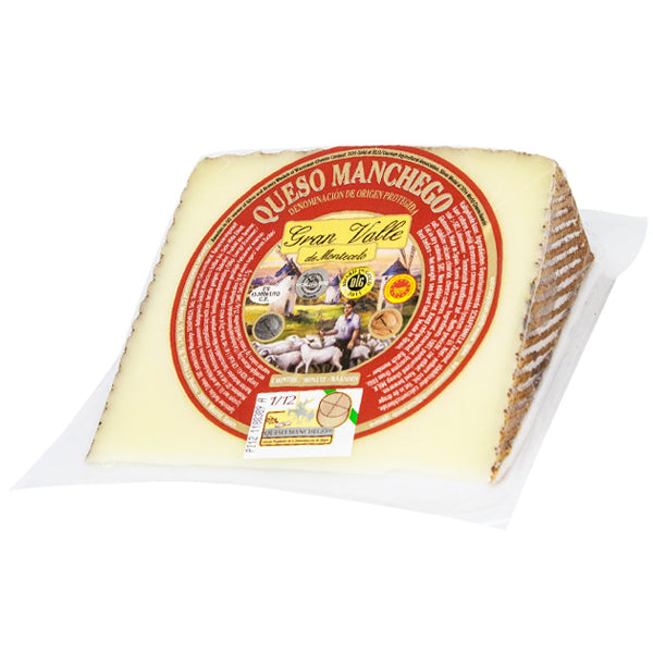 Gran Valle Queso Manchego Cheese 250g - LeMed