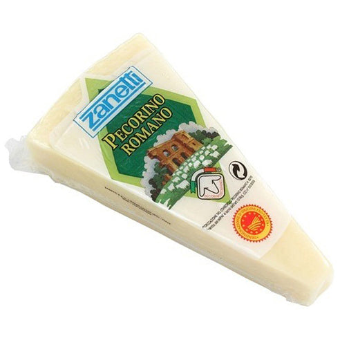 Zanetti Pecorino Romano Portion - LeMed