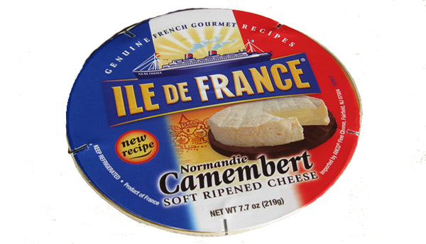 Camembert Ile De France - LeMed
