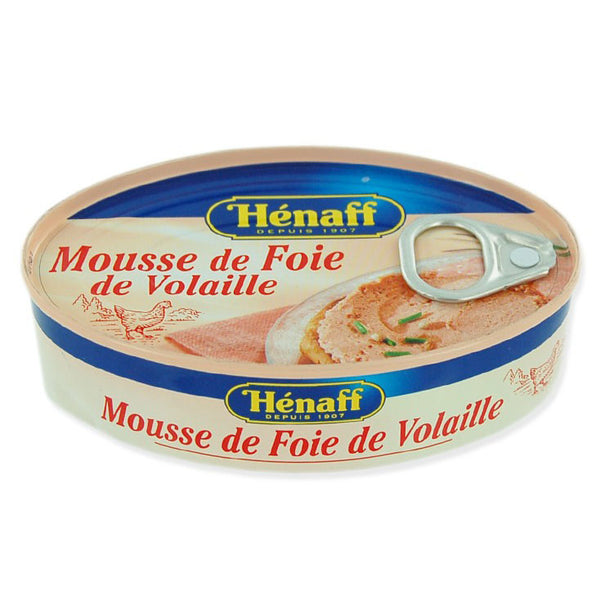 Henaff Chicken Liver Mousse - LeMed