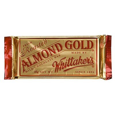 Roasted Almond Gold Chocolate - LeMed