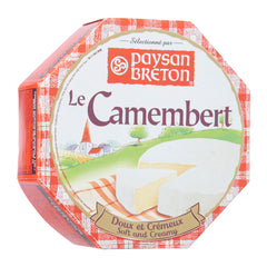 Paysan Breton Camembert Cheese 125 g