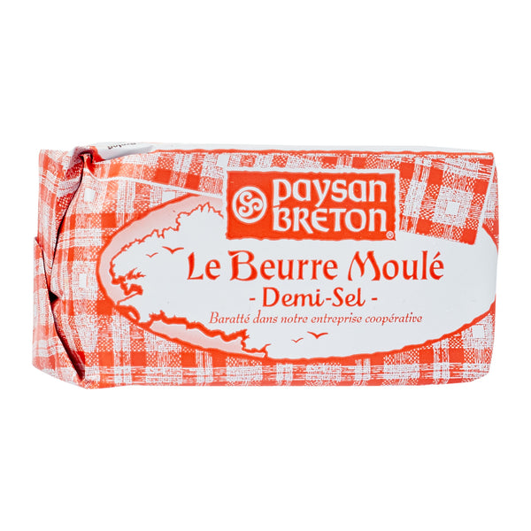 Paysan Breton Artisan Slightly Salted Butter 250 g - LeMed