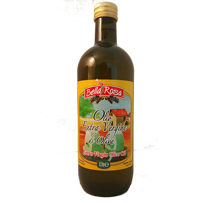 Bella Rosa Extra Virgin Olive Oil 1L - LeMed