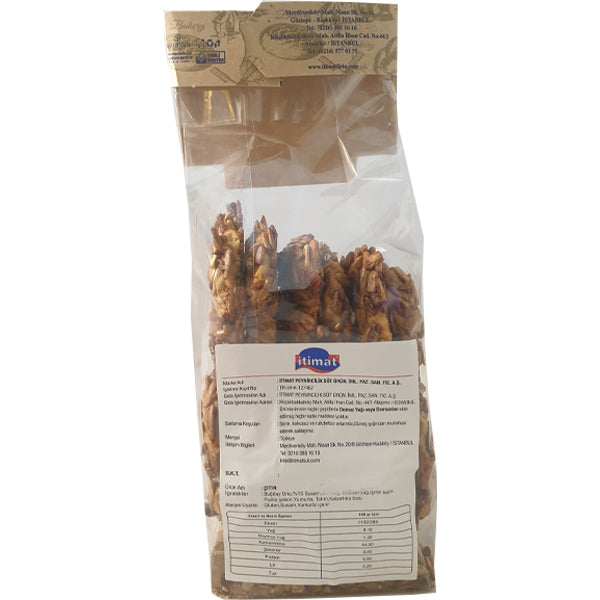 Crunchy Sunflower Seed Cookie (Citir) 200g