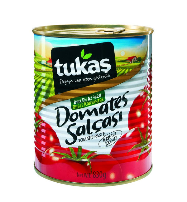 Tukas Tomato Paste 830g - LeMed