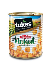 Tukas Boiled Chickpea 800g
