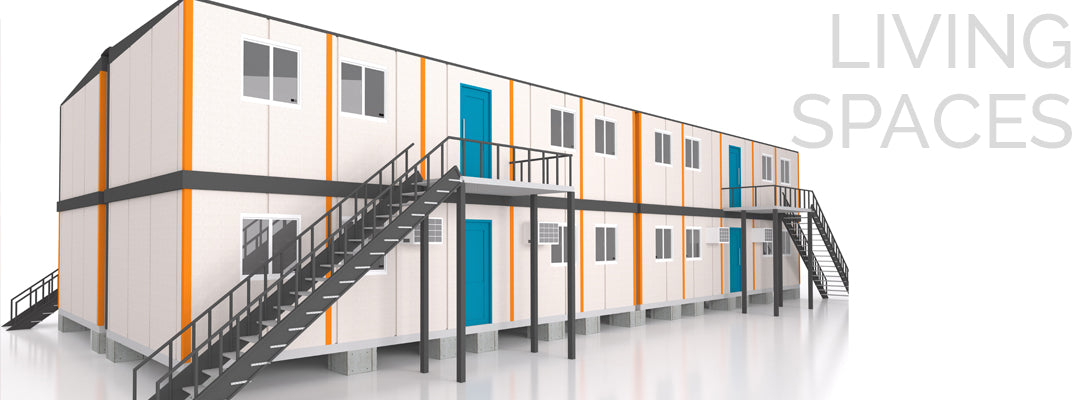containerized living spaces
