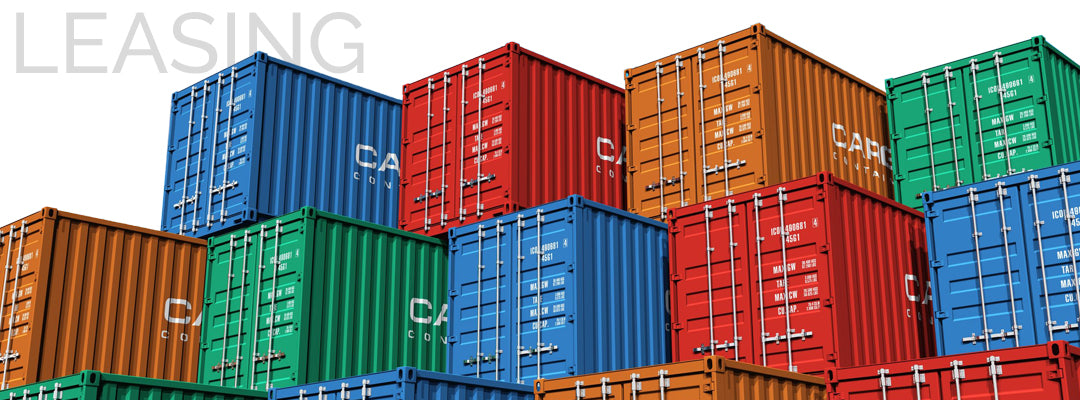 shipping container leasing options