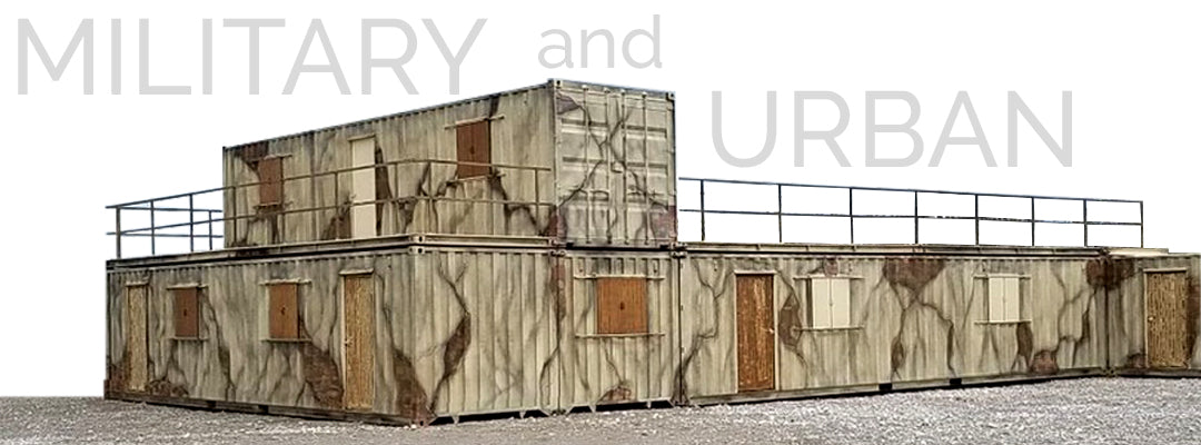 Military and Urban containers