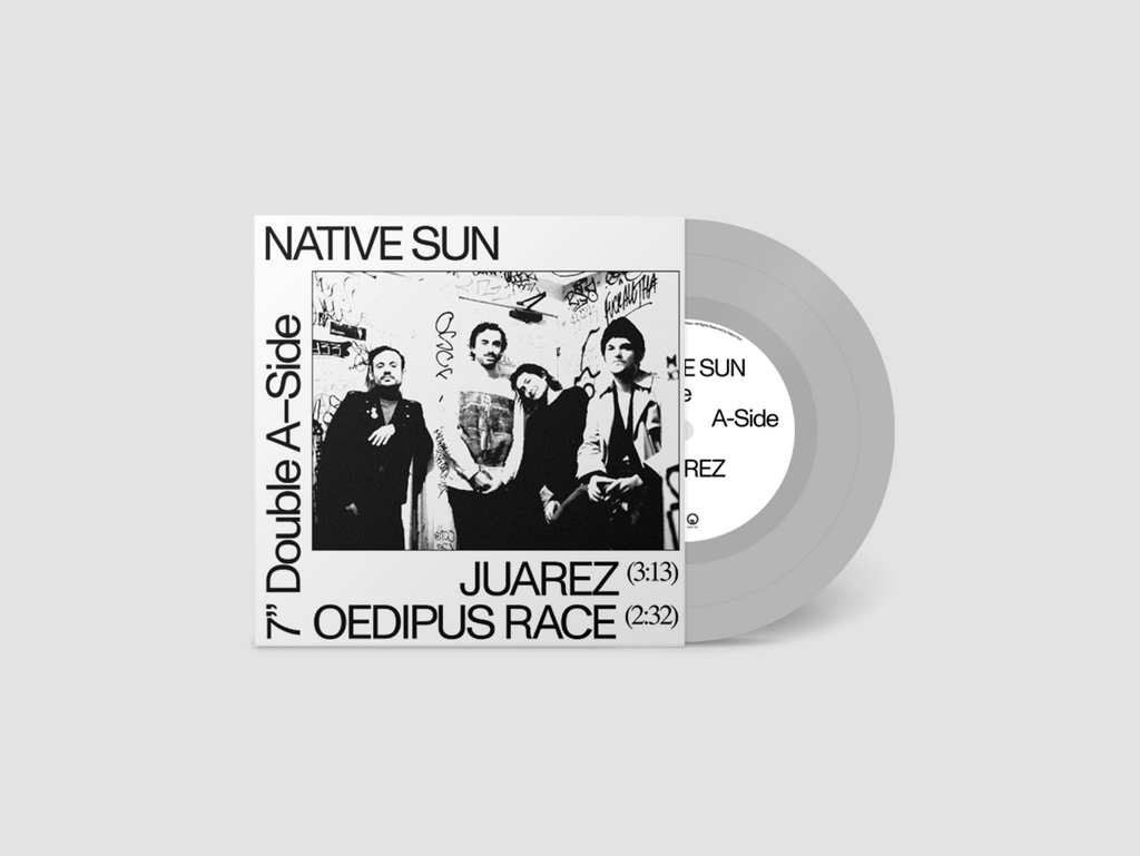 Native Sun - Juarez / Oedipus Race 7""