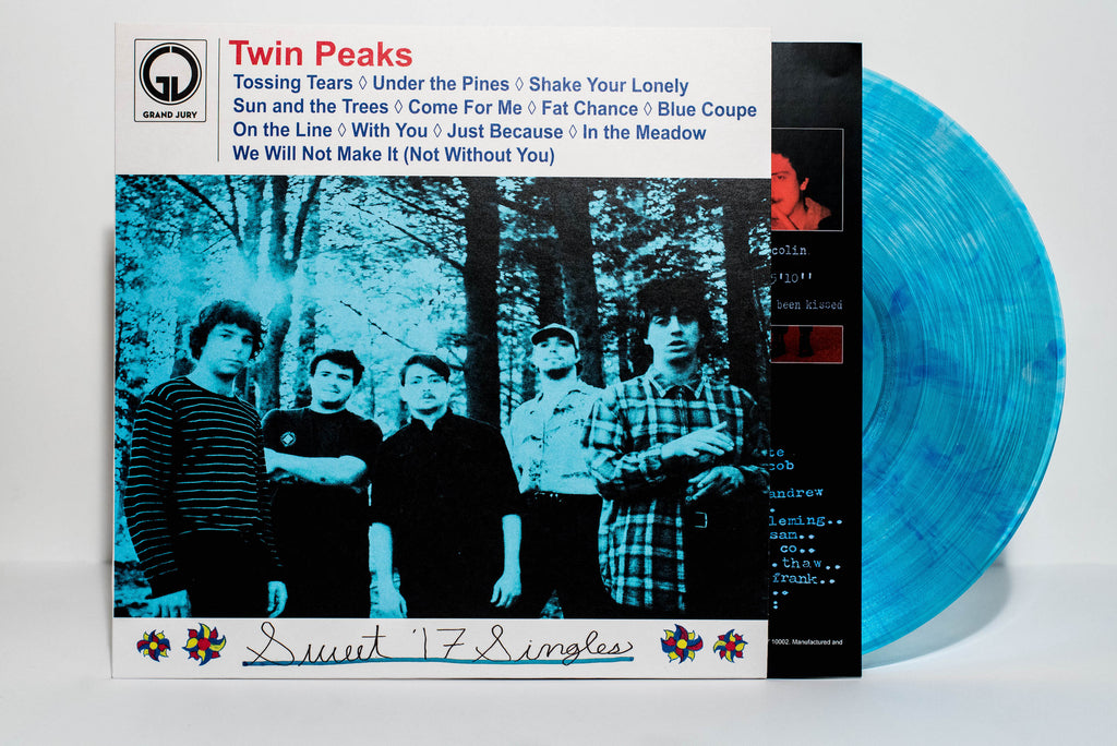 Twin Peaks - Sweet '17 Singles Series LP