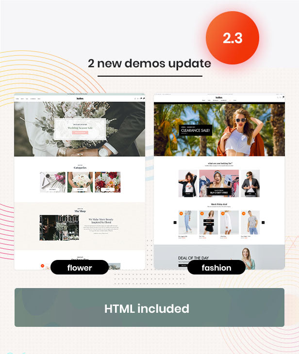 Kalles - Clean, Versatile, Responsive Shopify Theme - RTL support - 2