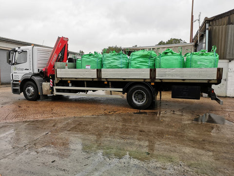 Heritage Products 18 Tonne Crane Lorry