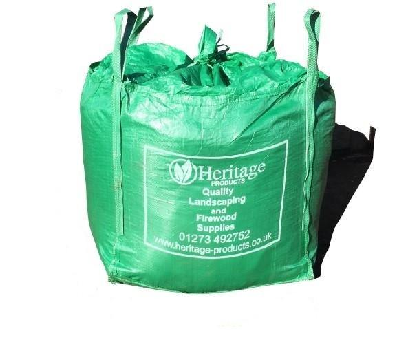 Kiln Dried Medium Logs Bulk Bag 1.2m3