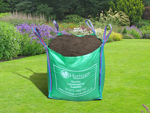 top soil general purpose in bulk bag