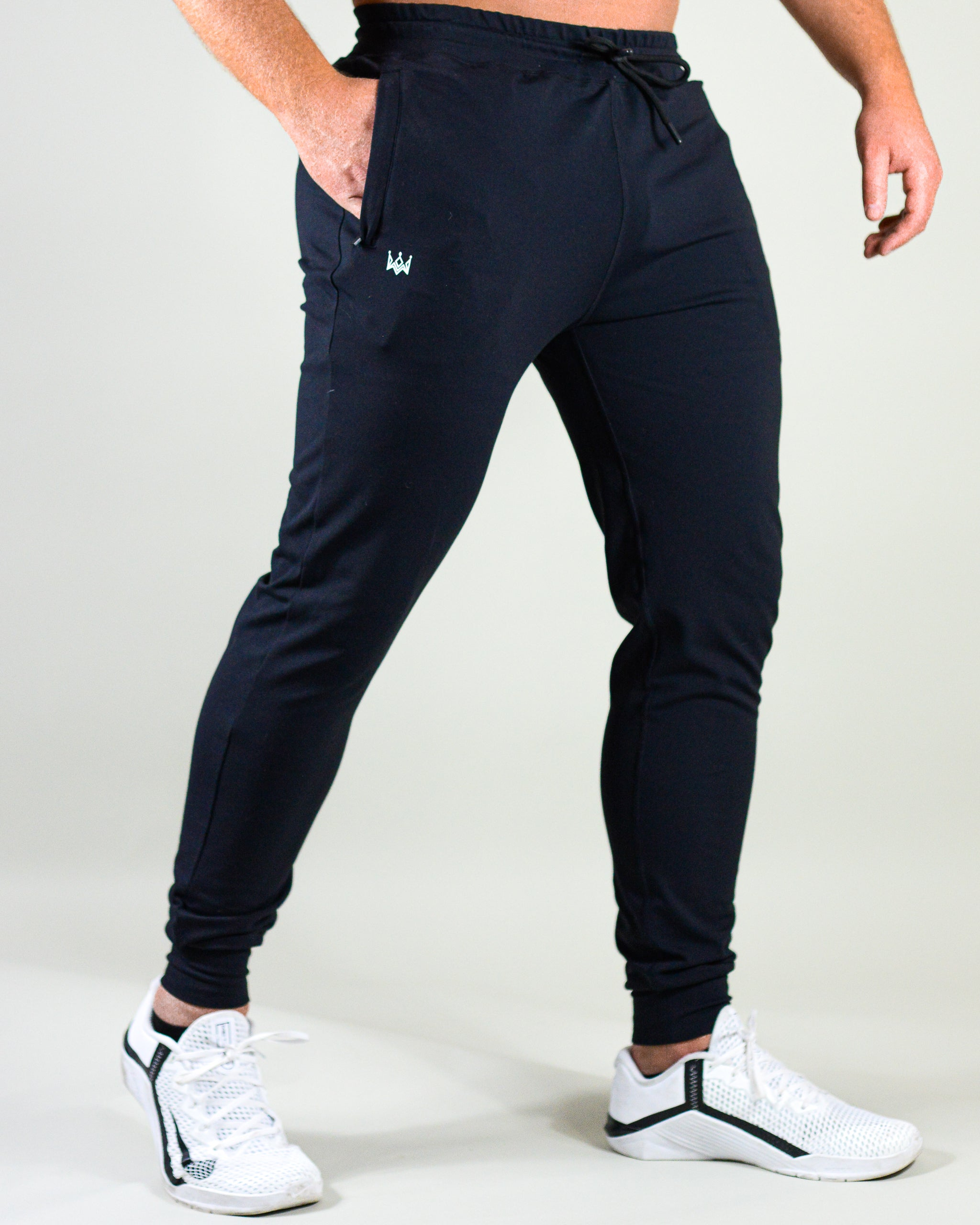 Royal Jogger - Black