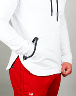 Load image into Gallery viewer, Royal Sweater - White
