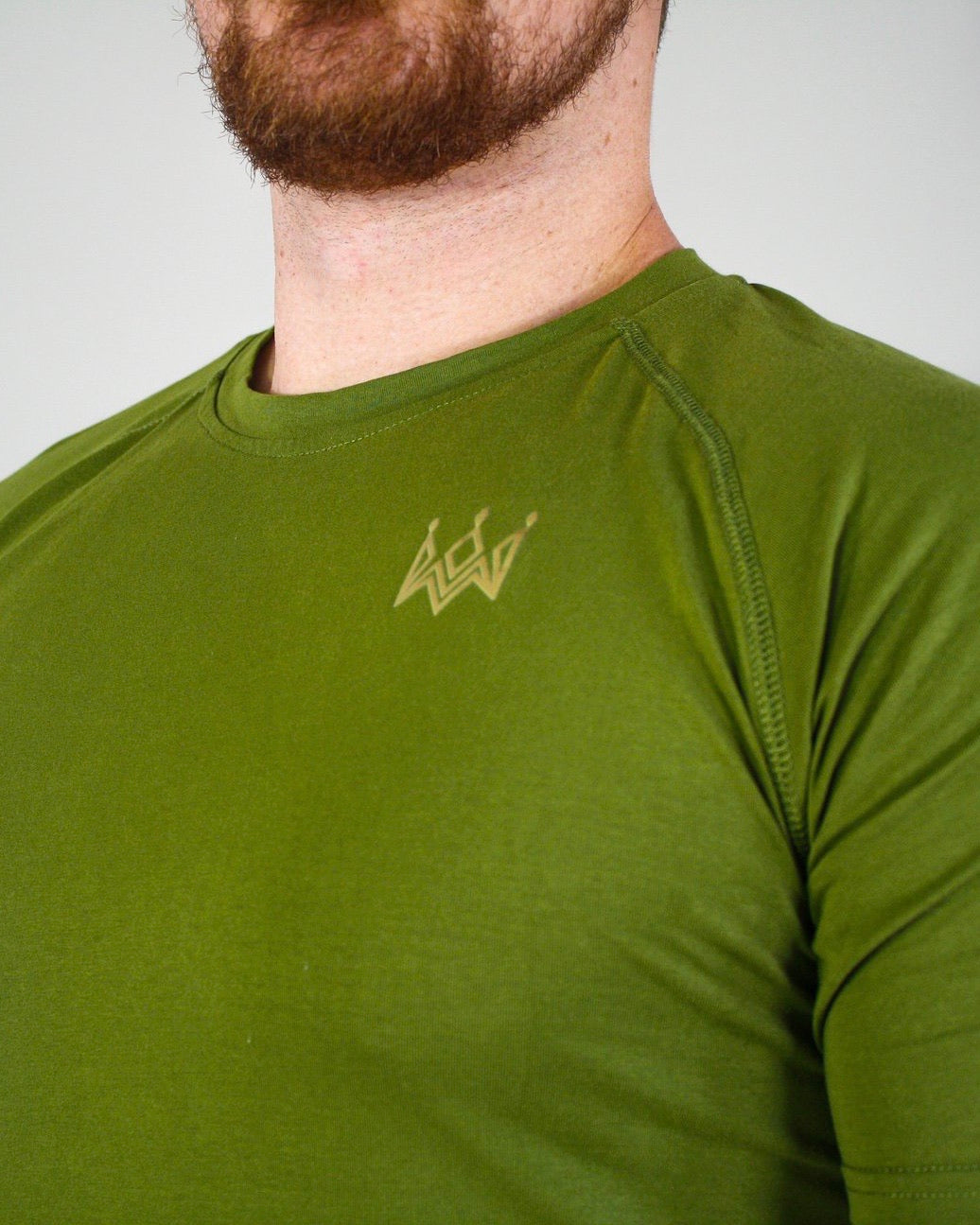 Tunic Performance Shirt - Olive Green