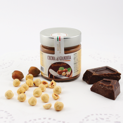 Crema Gianduia gr 200