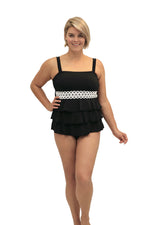 Loopy - 3 Tier Bandeau Top