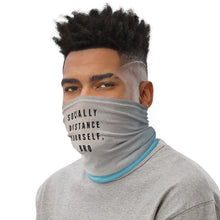 Load image into Gallery viewer, Anti-Social Neck Gaiter