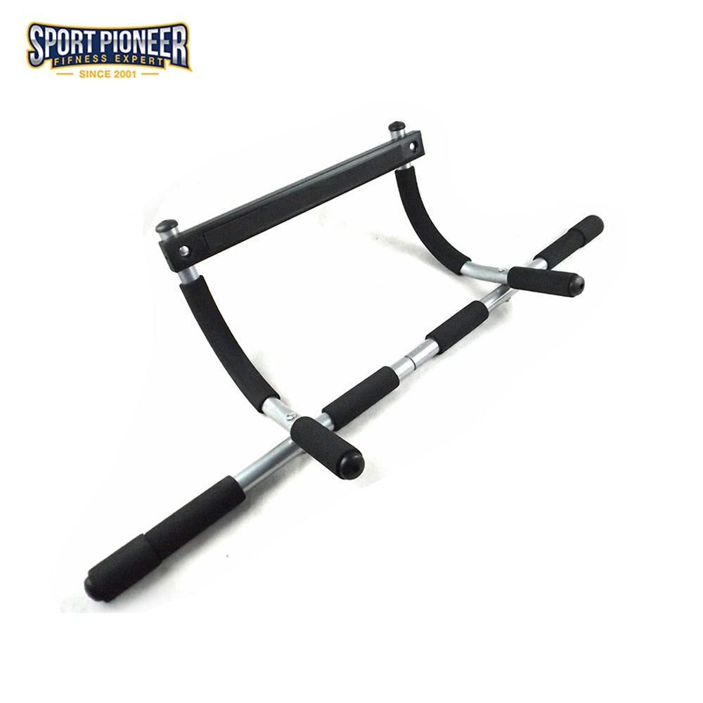 The Sculptor: Adjustable Pull Up Bar and Multi-Functional Workout Set