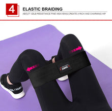 Load image into Gallery viewer, The Glutey Band: High-End Resistance Bands with Anti-Sliding Design