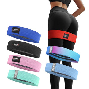 The Glutey Band: High-End Resistance Bands with Anti-Sliding Design