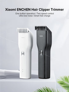 The YuBlade: Precision Coordless Hair Trimmer