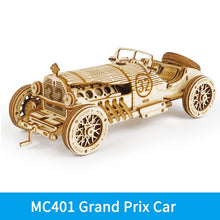 Load image into Gallery viewer, Build-It-Yourself Model Wooden Vehicles! (4 Options Available)