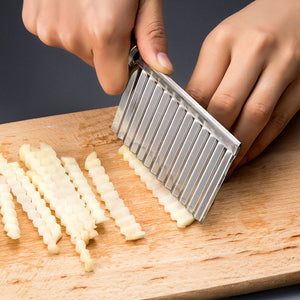 The Wavy Slicer: Specialty Corrugated Knife