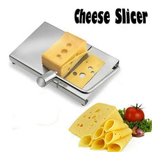 Load image into Gallery viewer, Simple Wire Cheese Slicer