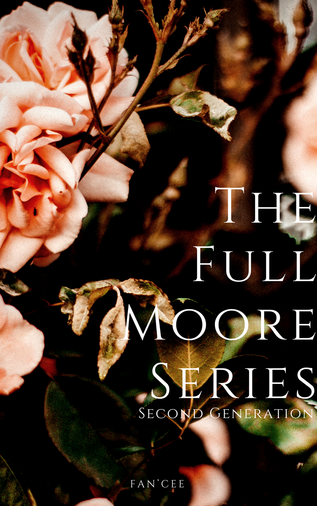 Full Second Generation Moore Series (Two Books Included)