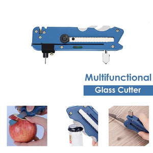 Multifunctional Glass Cutter