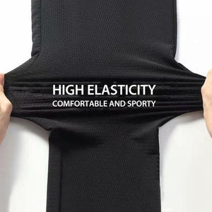 Men Ice Silk Fitness Pants