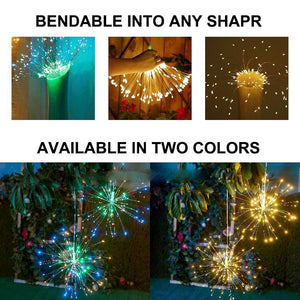 higomore™ LED Copper Wire Firework Lights