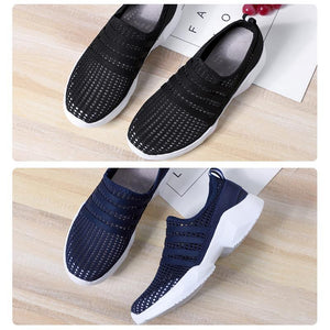 higomore™ Mesh Sports Casual Slip On Walking Shoes