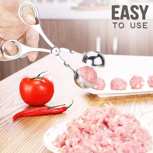 Rolling™ Stainless Steel Meatball Maker