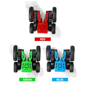 Higomore™ Remote Control Car Double Sided Rotating Tumbling