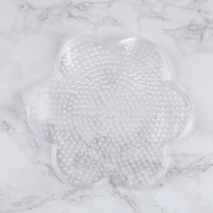 FLOWER LAZY BATH MASSAGE PAD